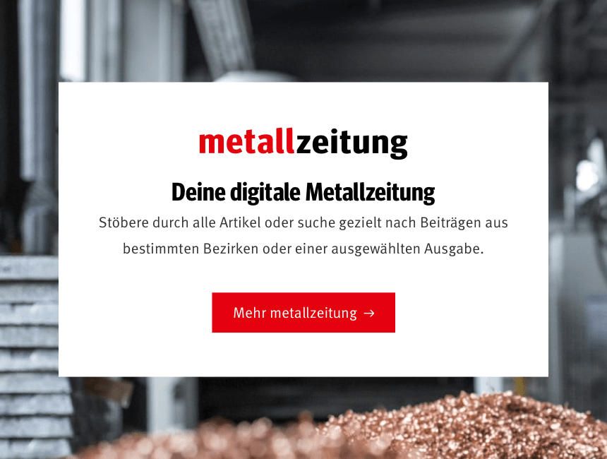 The digital metallzeitung